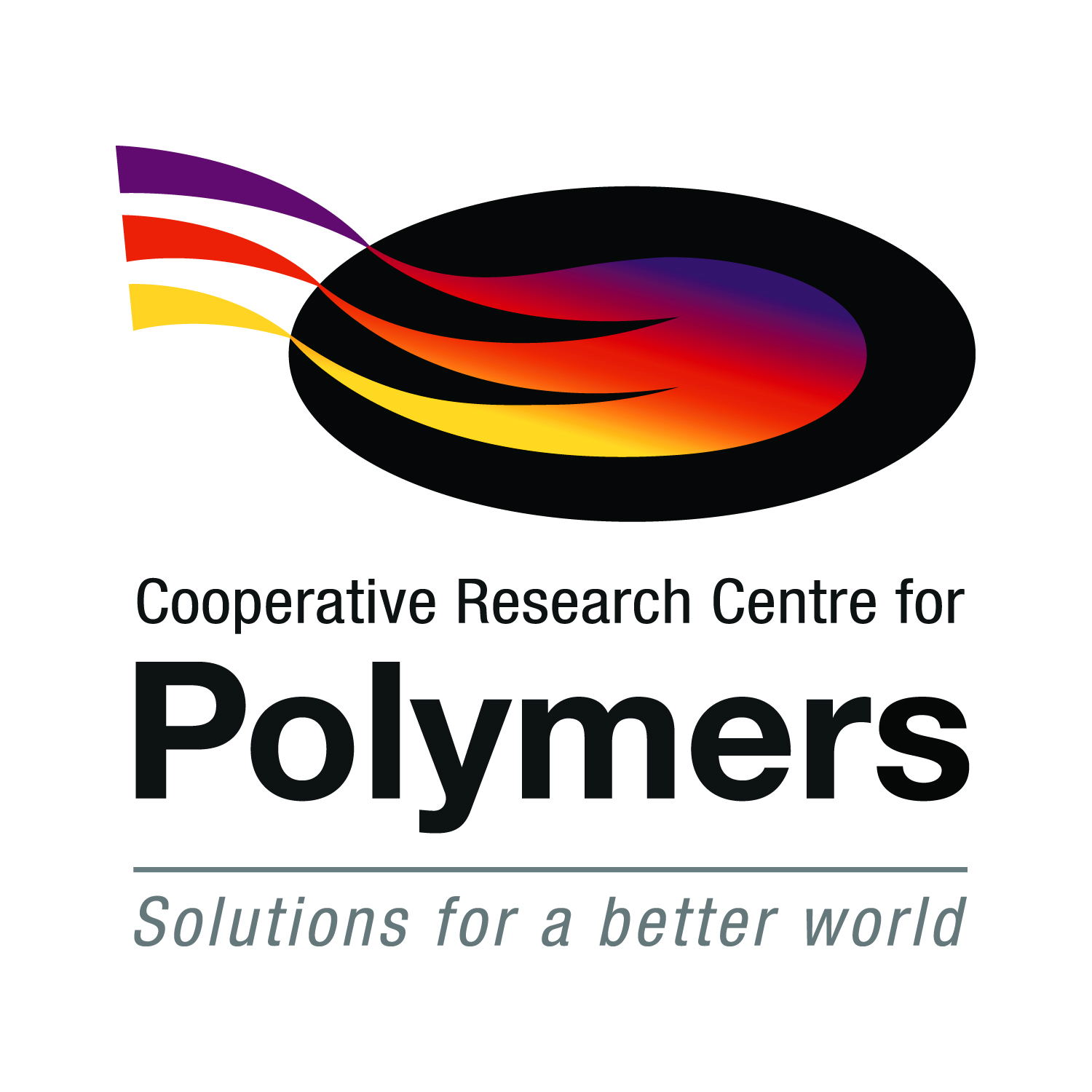 CRC for Polymers logo