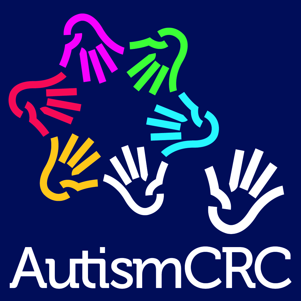 CRC for Living with Autism Spectrum Disorders logo