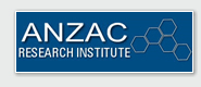Anzac Research Institute logo