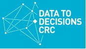 Data to Decisions CRC logo
