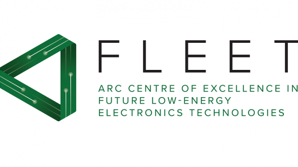 ARC Centre of Excellence in Future Low-Energy Electronics Technologies - FLEET logo