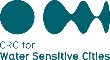 CRC for Water Sensitive Cities logo
