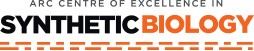ARC Centre of Excellence in Synthetic Biology logo