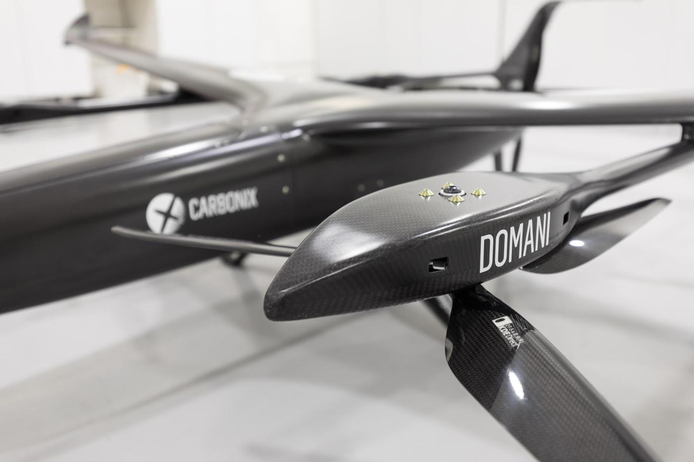 Domani drone