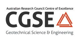 Centre of Excellence for Geotechnical Science and Engineering logo