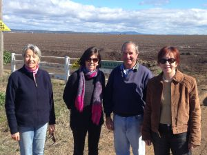 Liverpool Plains visit