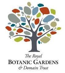 Royal Botanic Gardens and Domain Trust logo