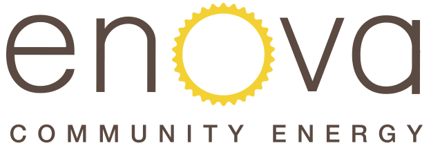 Enova logo