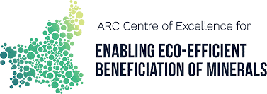 Centre of Excellence for Enabling Eco-Efficient Beneficiation of Minerals logo